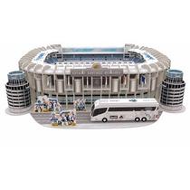 Z-b145 Estadio Santiago Bernabéu Rompecabezas Clever & Happy