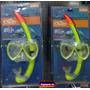 Snorkel Mod Delfin Set De Careta Y Snorkel Marca Ecology