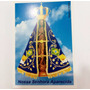 Santinho Imagem E Oração Nossa Senhora Aparecida 5 Milheiros