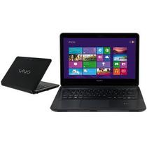 Laptop Sony Vaio Svf14415clb Para Repuestos Nueva