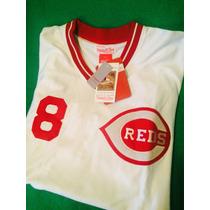 Jersey De Los Reds Mitchell & Ness