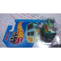 Hot Wheels The Mistery Machine Scobby Do Máquina M Lyly Toys