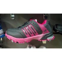 Zapatos Deportivos (gomas) Adidas Rio Para Damas