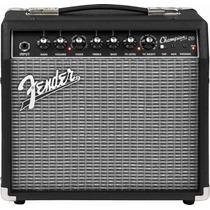 Amplificador De Guitarra Fender Champion 20w Transistores
