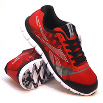 Zapatillas Reebok Modelo Luxor Xc Color Rojo/negro