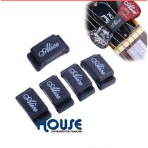 Suporte Porta Palheta Alice Headstock Violão Guitarra Baixo