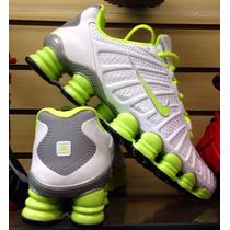Nike Shox Tlx (12 Molas) - A Pronta Entrega