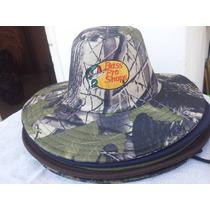 Sombrero Safari Bas Pro Shop, Pra Campo, Pesca, Camuflaje