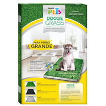 Tapete Toilet Doggie Grass Grande 76 X 50cm Star Pet Shop