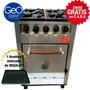 Cocina Industrial Pevi 4 H 55 Cm Inox Envio Gratis Caba