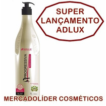 Escova Progressiva Magic Hair Adlux - Frete Grátis + Brinde