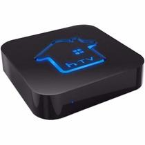 Decodificador Smart Htv Box 3 Iptv Wifi Android Tv Netflix
