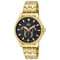 Relógio Dumont Masculino Ref: Du6p29abr/4p