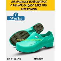 Crocks Soft Works Profissional [ Enfermagem   Gastronomia ]