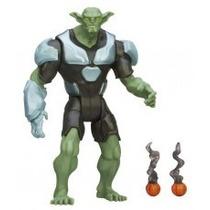 Boneco Super Strength Duende Verde - Ultimate Spiderman
