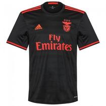 Jersey Adidas Benfica Portugal 2016-17 Visita Original C/num