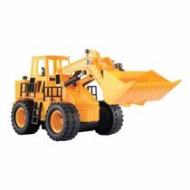 Carregadeira Construforce Controle Remoto 35 Cm 1:24