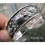 Pulseira Bracelete,ajustável Feminino Prata Amuleto Da Sorte