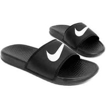 Chinelo Nike Just Do It Benassi Original - Preto