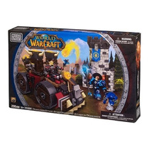 Mega Bloks World Of Warcraft Zeppelin Set Para Armar