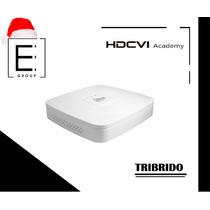 Dvr Dahua/tribrido 4 Canales/hdvci/dns Propio/cel/pc/app