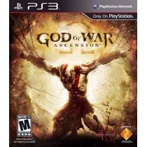 God Of War - Playstation 3 Original Fisico Nuevo Sellado