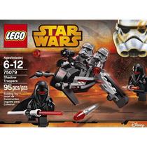 Lego Star Wars Shadow Troopers!! Oferta!! 100% Original!!