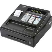 Caixa Registradora Sharp Xe-a107 Original N Caixa