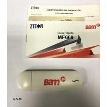 Bam Digitel 3.75g Con Linea Bam Precio Viejo 1.25gb