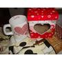 Caja Decoupage + Taza Ceramica