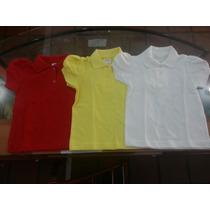Chemis Escolar Bambino Talla 2 Bombache Blanca-amarilla-roja