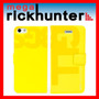 Flip Cover Golla Para Iphone 5 Slim Folder Amarillo