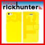 Flip Cover Golla Para Iphone 5 Slim Folder Amarillo