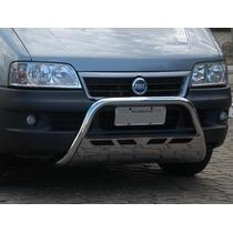 Para-choque De Impulsão / Quebra Mato Cromado Fiat Ducato