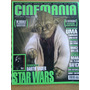 Revista Cinemania #12 Abril 2005 Star Wars Darth Vader