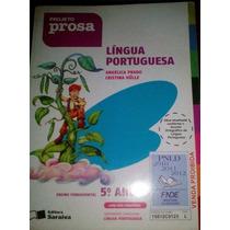 Projeto Prosa Língua Portuguesa 5º Ano Angélica Frete Gratis