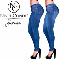 Jeans Levanta Gluteos Pompas Ninel Conde Original