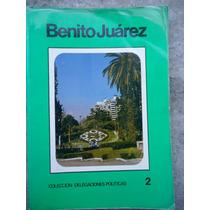 Delegaciones Politicas Benito Juarez