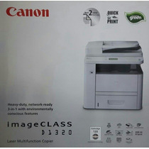 Copiadora Multifuncional Laser Canon Image Class D1320