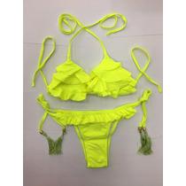 Biquini Para Praia Verão Sexy, Bonito Promoção Pronta Entreg