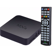 Smart Tv Box Android Tv Quad Core Ott Mxq Netflix Youtube