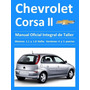 Manual Integral Taller Chevrolet Corsa Ii 1.1 Y 1.8 Nafta
