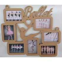 Portaretrato Marco Personalizado Ballet Pregunte Mas Modelos