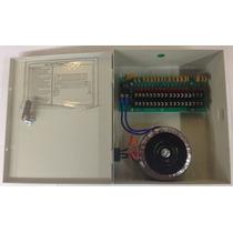 F24v10a18p Fuente De Poder 24v Ac 10 Amperes Con Distribuido