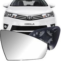 Lente Espelho Retrovisor Corolla 2014/... Original Base L/d