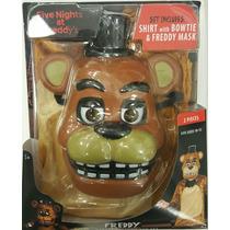 Disfraz Original Niño Five Nights At Freddys Freddy Unitalla