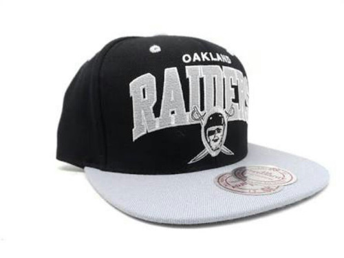 e26058c96a486 Gorra Raiders Oakland Snapback Mitchell   Ness Original -   630.00 ...