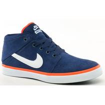 Zapatillas Nike Suketo Mid Suede Botita Gamuza!