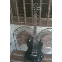 Vendo O Cambio Guitarra Epiphone Sg Y Pedalera Zoom Gfx 5