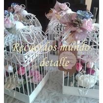 Jaulas Decorativas Shabby Chic Buenas Bonitas Y Baratas